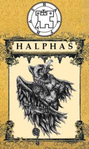 Daemon Halphas – 38º Espírito da Goétia
