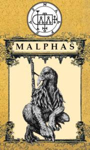 Daemon Malphas – 39º Espírito da Goétia