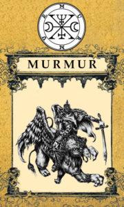 Daemon Murmur – 54º Espírito da Goétia