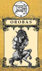 Daemon Orobas – 55º Espírito da Goétia