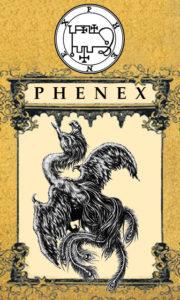Daemon Phenex – 37º Espírito da Goétia