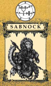 Daemon Sabnock – 43º Espírito da Goétia