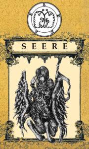 Daemon Seere – 70º Espírito da Goétia