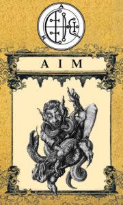 Daemon Aim – 23º Espírito da Goétia