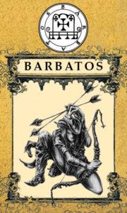 Daemon Barbatos – 8º Espírito da Goétia