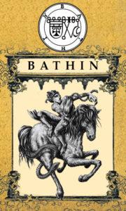 Daemon Bathin – 18º Espírito da Goétia