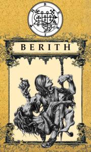 Daemon Berith – 28º Espírito da Goétia