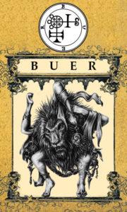 Daemon Buer – 10º Espírito da Goétia