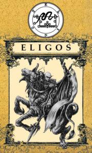 Daemon Eligos – 15º Espírito da Goétia
