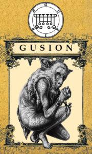 Daemon Gusion – 11º Espírito da Goétia