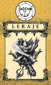 Daemon Leraje – 14º Espírito da Goétia