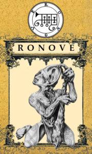 Daemon Ronove – 27º Espírito da Goétia