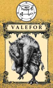 Daemon Valefor – 6º Espírito da Goétia