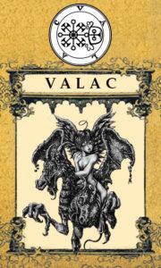 Daemon Valac – 62º Espírito da Goétia