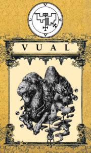 Daemon Vual – 47º Espírito da Goétia
