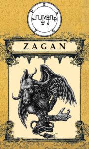 Daemon Zagan – 61º Espírito da Goétia