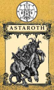 Daemon Astaroth – 29º Espírito da Goétia