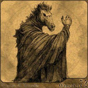 Arte - Orobas - Magia do Caos' alt='Arte - Orobas - Magia do Caos