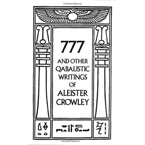 Liber 777 – Aleister Crowley – PDF