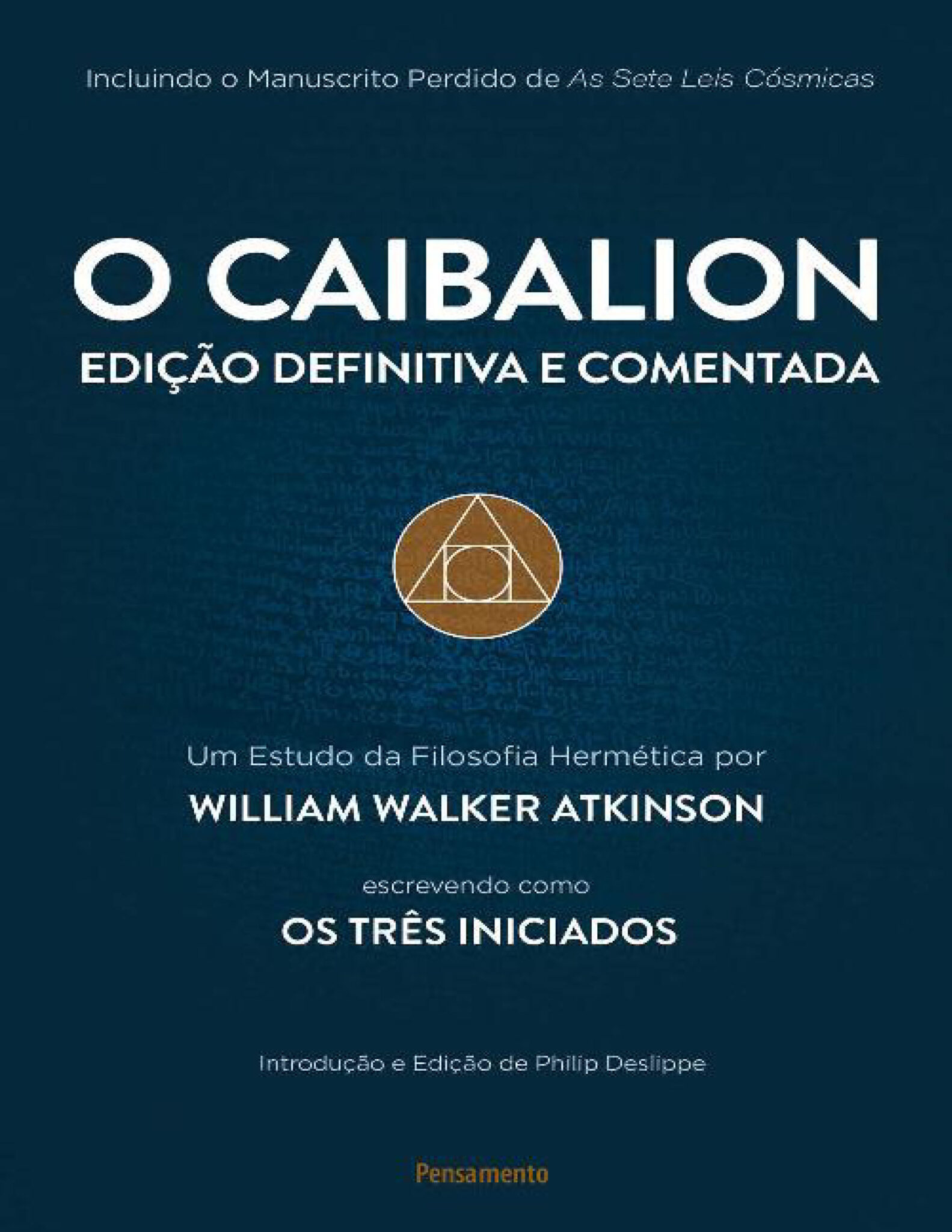 O Cabalion – William Walker Atkinson – PDF