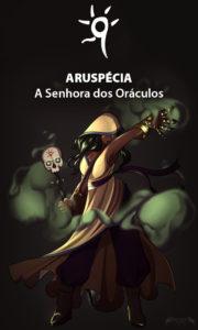 Aruspecia – A Senhora dos Oráculos – Servo Público