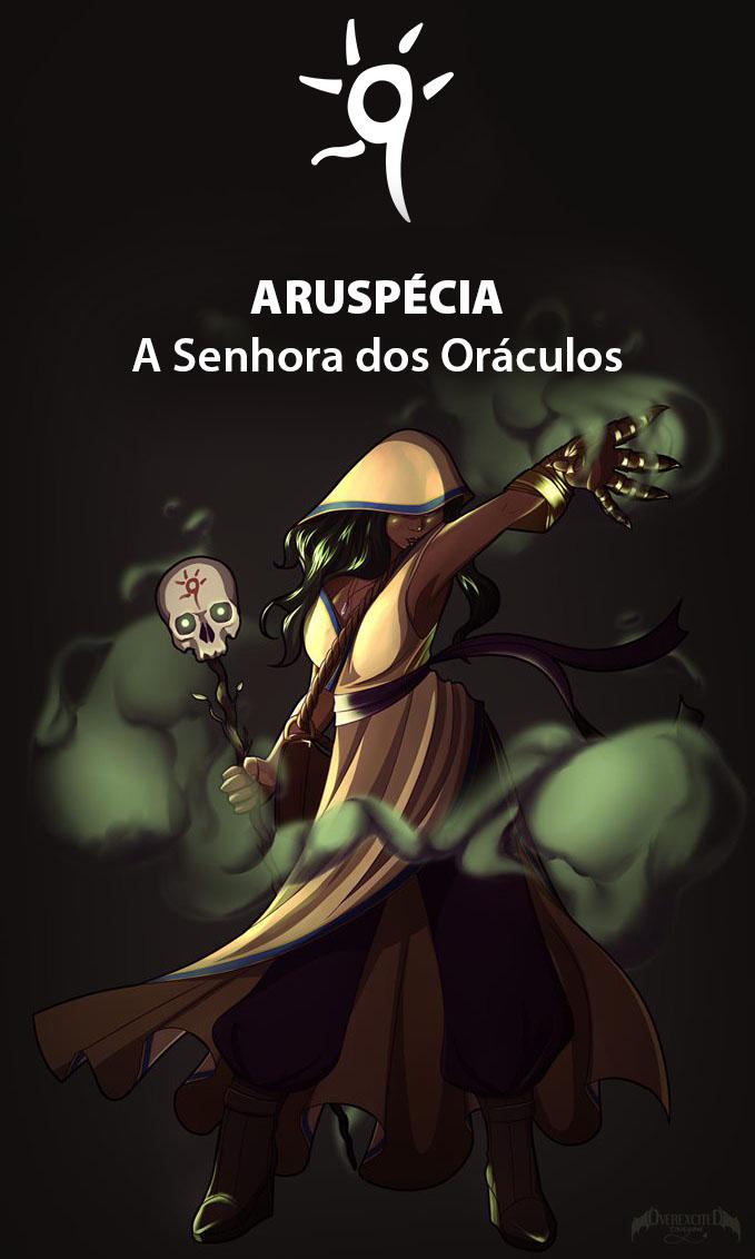Arte - Aruspécia - Magia do Caos