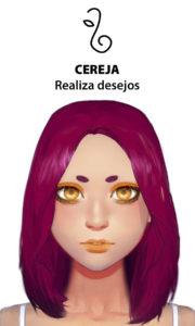 Cereja – Realiza Desejos – Servo Astral