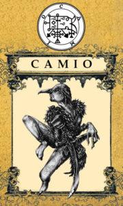 Daemon Camio – 53ª Espírito da Goétia