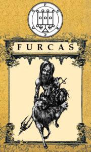 Daemon Furcas – 50º Espírito da Goétia