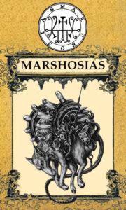 Daemon Marchosias – 35º Espírito da Goétia
