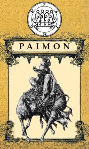 Daemon Paimon – 9º Espírito da Goétia