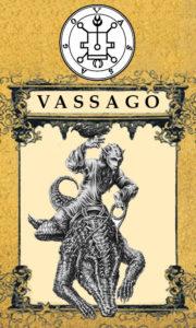 Daemon Vassago – 3º Espírito da Goétia