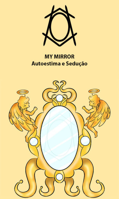 Arte - My Mirror - Magia do Caos