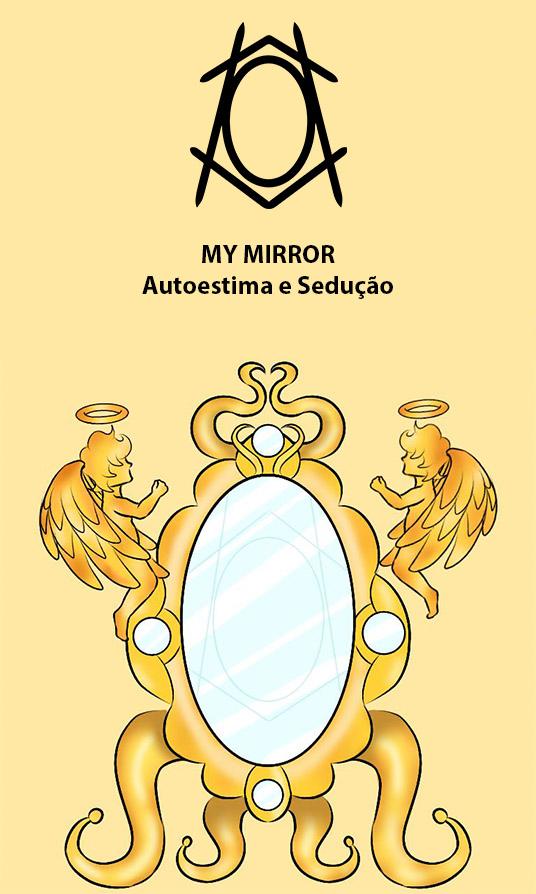 Arte - My Mirror - Magia do Caos