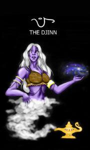 The Djinn – Realiza desejos – Servo Astral