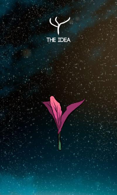 Arte - The Idea - Os Quarenta Servidores de Tommie Kelly - Magia do Caos