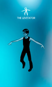 The Levitator – O Levitador – Os Quarenta Servidores