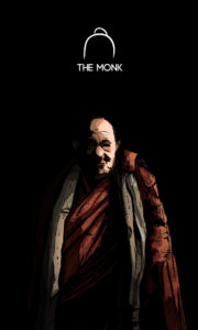 The Monk – O Monge – Os Quarenta Servidores