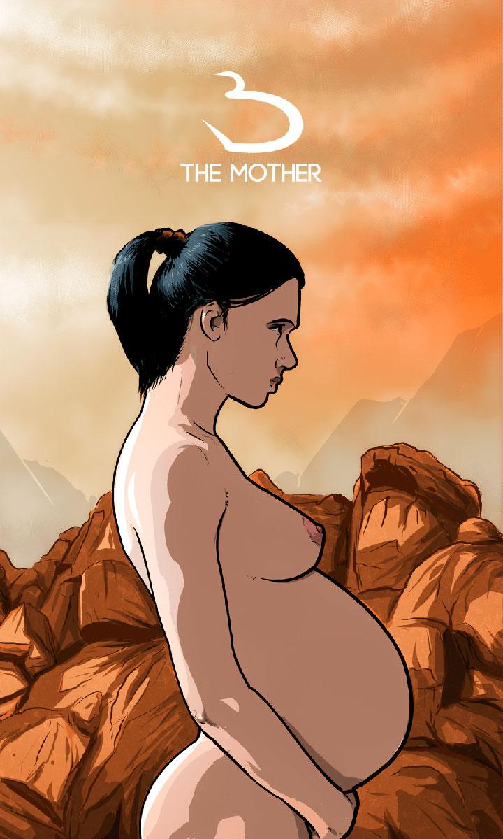 Arte - The Mother - Os Quarenta Servidores de Tommie Kelly - Magia do Caos