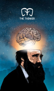 The Thinker – O Pensador – Os Quarenta Servidores